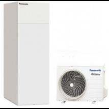 Panasonic Aquarea ALL IN ONE High Performance 5 kW 1 fázisú osztott hőszivattyú (Hűtő-Fűtő) 200 l-es HMV tartállyal WH-UD05HE5-1 / WH-ADC0309H3E5