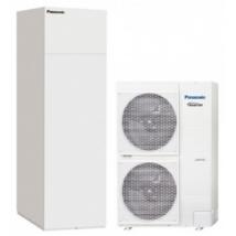Panasonic Aquarea ALL IN ONE T-CAP 12 kW 3 fázisú osztott hőszivattyú (Hűtő-Fűtő) 200 l-es HMV tartállyal WH-UX12HE8 / WH-ADC0916H9E8