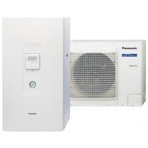 Panasonic Aquarea High Performance 3,2 kW 1 fázisú osztott levegő-víz hőszivattyú (Hűtő-Fűtő) WH-UD03HE5 / WH-SDC03H3E5