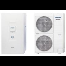Panasonic Aquarea T-CAP 12 kW 3 fázisú osztott levegő-víz hőszivattyú (Hűtő-Fűtő) WH-UX12HE8 / WH-SXC12H9E8