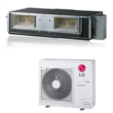 LG CB12L Álmennyezeti légcsatornázható monosplit klíma 3,4 kW