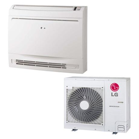 LG CQ09 Konzol monosplit klíma 2,5 kW
