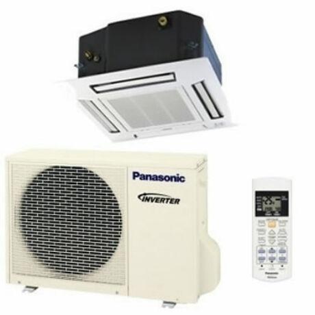 Panasonic E12-PB4EA Kazettás monosplit klíma 3,4 kW