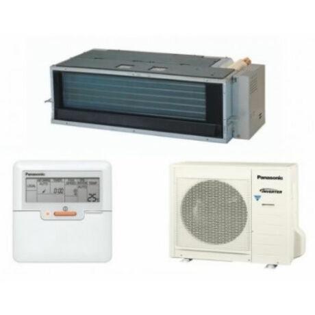 Panasonic E12-QD3EA Légcsatornázható monosplit klíma 3,4 kW