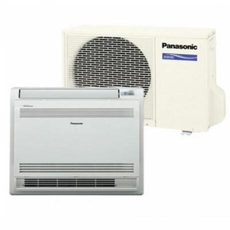 Panasonic E9-PFE Parapet / Padló monosplit klíma 2,5 kW