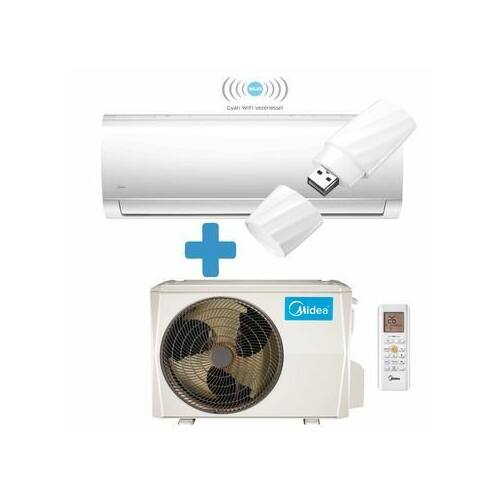 Midea Klíma Blanc MA-18N8D0-SP 5,3 kW Wifi