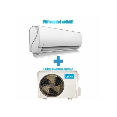Midea Klíma Ultimate Combfort MT-12N8D6-SP 3,5 kW Wifi, Kültéri csepptálca fűtés