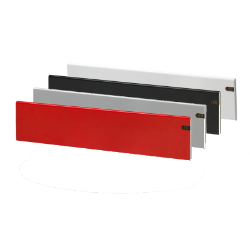 Elektromos fűtés ADAX NEO SL08 20 cm magas  fűtőpanel 800W 14 választható színben