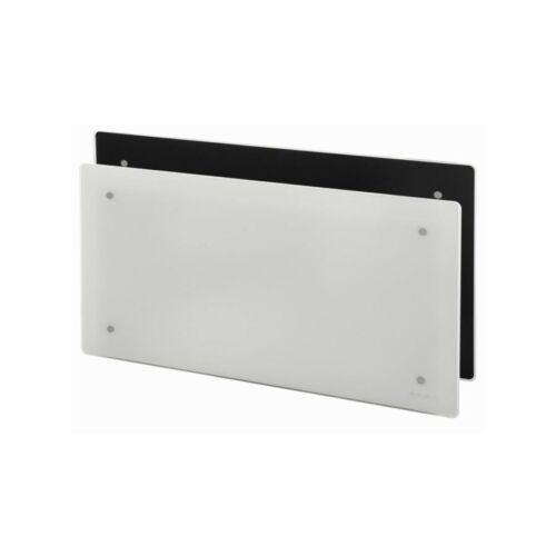 Elektromos fűtés ADAX CLEA WIFI CW04 34 cm magas üveg felületű fűtőpanel 400W két színben