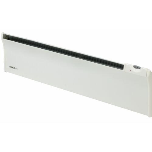 Elektromos fűtés GLAMOX TLO05 18 cm magas fűtőpanel 500 W Manuális termosztáttal