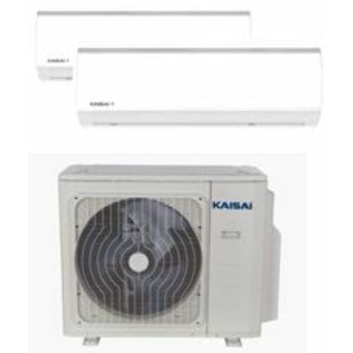 Kaisai Klíma Multi 2,6kW+5,2kW (Két beltéri egy kültéri)
