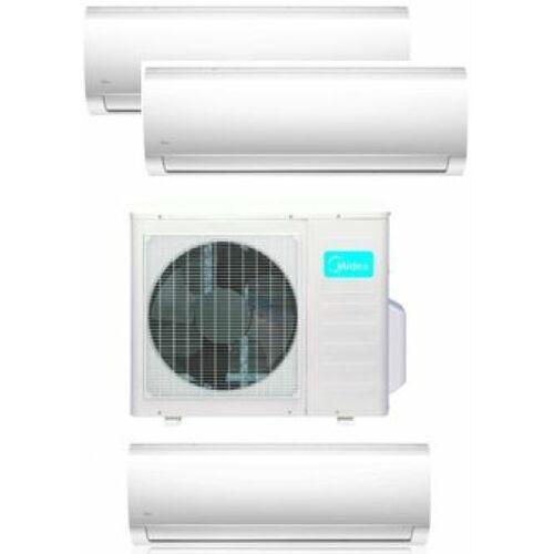 Midea Klíma Multi Xtreme Save 2,6kW+2,6kW+3,5kW-5,3 kW (három beltéri egy kültéri)