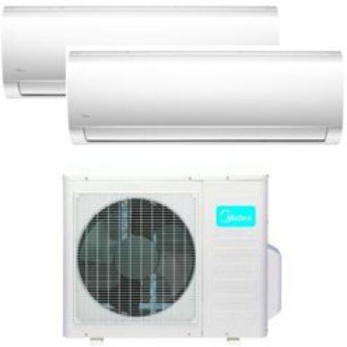 Midea Klíma Multi Xtreme Save 2,6kW+2,6kW-5,3kW (két beltéri egy kültéri)