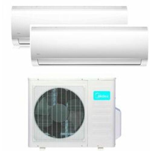 Midea Klíma Multi Xtreme Save 2,6kW+3,5kW-5,3 kW (két beltéri egy kültéri)