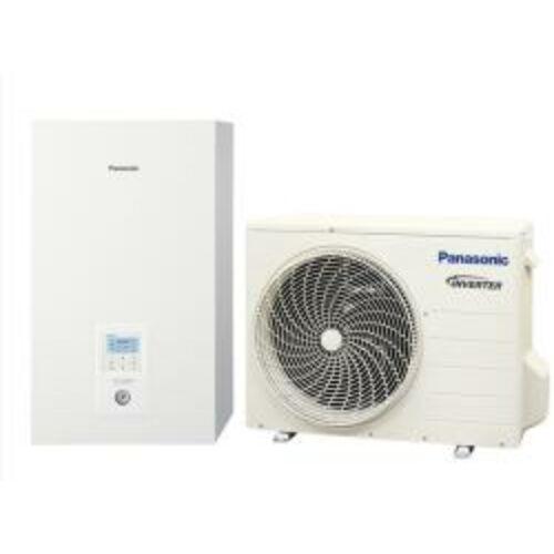 Panasonic AQUAREA KIT-WC03H3E5 osztott kivitelű levegő-víz hőszivattyú 1 fázisú