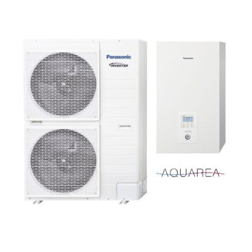 Panasonic AQUAREA KIT-WXC16H9E8 osztott kivitelű T-CAP levegő-víz hőszivattyú 3 fázisú