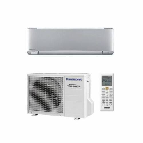 Panasonic Klíma Etherea Inverter+ KIT-XZ35-VKE 3,5 kW Beépített Wifi-vel
