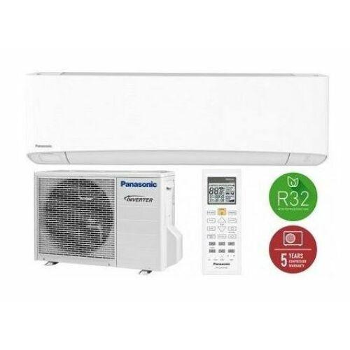 Panasonic Klíma Etherea Inverter+ KIT-Z25-VKE 2,5 kW Beépített Wifi-vel