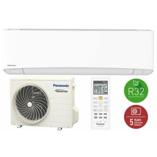 Panasonic Klíma Etherea Inverter+ KIT-Z35-VKE 3,5 kW Beépített Wifi-vel