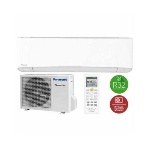 Panasonic Klíma Etherea Inverter+ KIT-Z50-VKE 5,0 kW Beépített Wifi-vel
