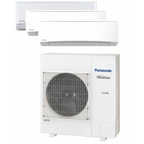 Panasonic Klíma Multi 2,0kW+2,0kW+7,1kW (három beltéri egy kültéri)