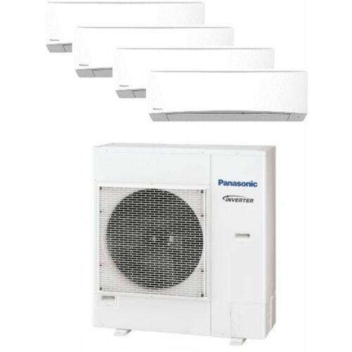 Panasonic Klíma Multi 2,0kW+2,5kW+2,5kW+2,5kW (négy beltéri egy kültéri)