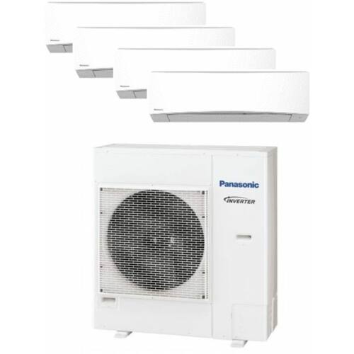 Panasonic Klíma Multi 2,0kW+2,5kW+2,5kW+4,2kW (négy beltéri egy kültéri)