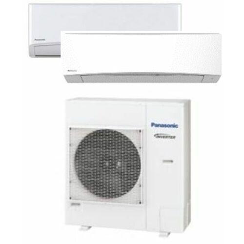 Panasonic Klíma Multi 2,0kW+7,1kW (két beltéri egy kültéri)