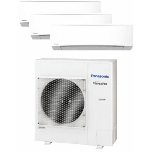 Panasonic Klíma Multi 2,5kW+4,2kW+4,2kW (három beltéri egy kültéri)