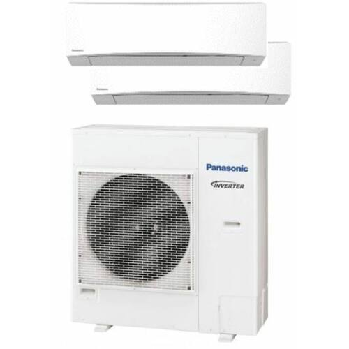 Panasonic Klíma Multi 3,5kW+6,0kW (két beltéri egy kültéri)