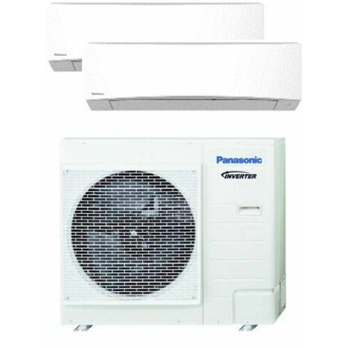 Panasonic Klíma Multi 4,2kW+4,2kW (két beltéri egy kültéri)