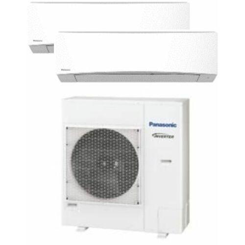 Panasonic Klíma Multi 4,2kW+5,0kW (két beltéri egy kültéri)