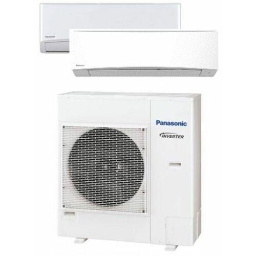 Panasonic Klíma Multi 4,2kW+7,1kW (két beltéri egy kültéri)