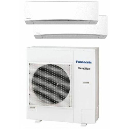Panasonic Klíma Multi 5,0kW+5,0kW (két beltéri egy kültéri)
