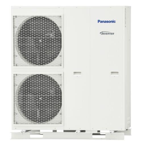 Panasonic AQUAREA WH-MDC12H6E5 mono-block kivitelű levegő-víz hőszivattyú