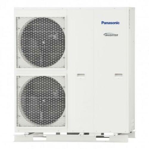 Panasonic AQUAREA WH-MXC12H9E8 mono-block kivitelű T-CAP levegő-víz hőszivattyú
