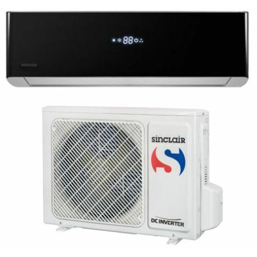 Sinclair Spectrum DC Inverter ASH-09BIS/B-SZETT 2,7  kW - Wifi alapfelszereltség - fekete