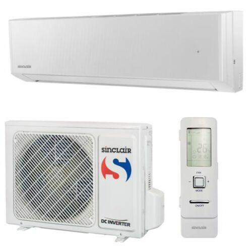 Sinclair Spectrum DC Inverter ASH-09BIS/W-SZETT 2,7  kW - Wifi alapfelszereltség - fehér