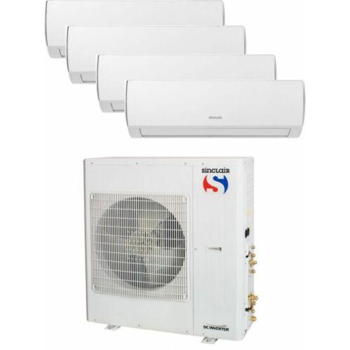 Sinclair Klíma Multi 2,1kW+2,1kW+5,1kW+6,4kW (négy beltéri egy kültéri)