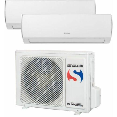 Sinclair Klíma Multi 2,1kW+3,5kW (két beltéri egy kültéri)