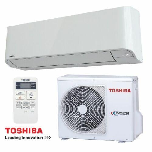 Toshiba Mirai E1 RAS-10BKV-E1/RAS-10BAV-E1 hűtőközeggel 2,5 kW