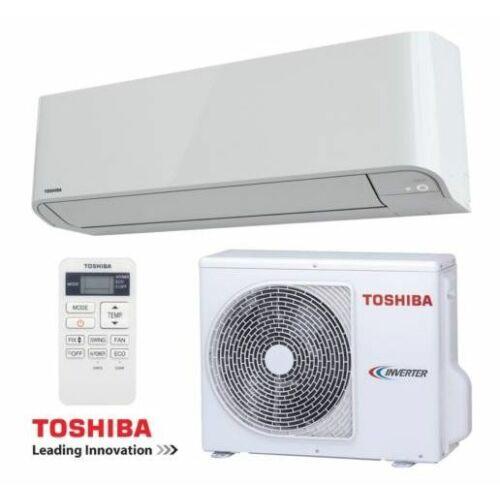 Toshiba Mirai E1 RAS-13BKVG-E1/RAS-13BAVG-E1 hűtőközeggel 3,5 kW