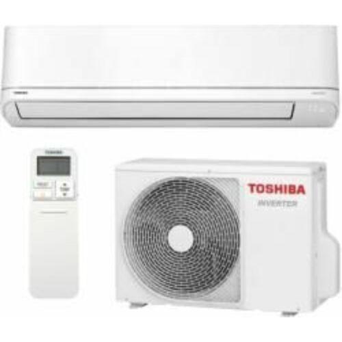 Toshiba Suzumi Plus RAS-B10PKVSG-E/RAS-10PAVSG-E hűtőközeggel 2,5 kW