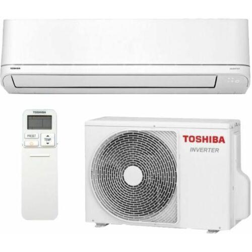 Toshiba Suzumi Plus RAS-B13PKVSG-E/RAS-13PAVSG-E hűtőközeggel 3,5 kW