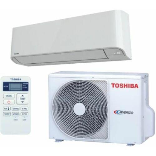 Toshiba Mirai E1 RAS-B16BKVG-E/RAS-16BAVG-E hűtőközeggel 4,5 kW