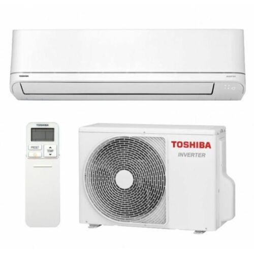 Toshiba Suzumi Plus RAS-B16PKVSG-E/RAS-16PAVSG-E hűtőközeggel 4,5 kW