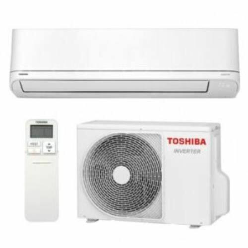 Toshiba Suzumi Plus RAS-22PKVSG-E/RAS-22PAVSG-E hűtőközeggel 6,0 kW