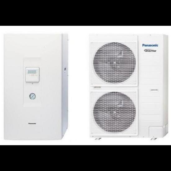 Panasonic Aquarea T-CAP 9 kW 1 fázisú osztott levegő-víz hőszivattyú (Hűtő-Fűtő) WH-UX09HE5 / WH-SXC09H3E5