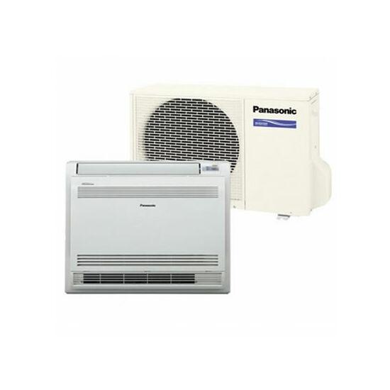 Panasonic E18-PFE Parapet / Padló monosplit klíma 5,0 kW