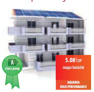 Panasonic hőszivattyú alacsony energiafelhasználású épületekbe